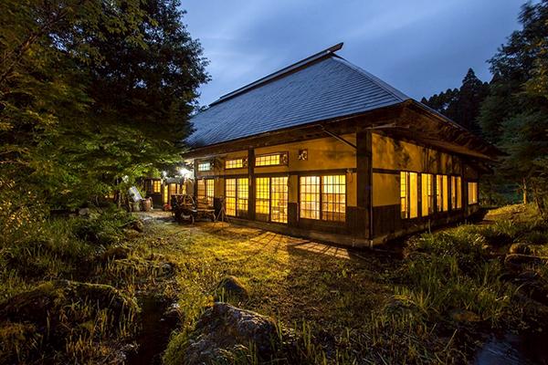 セレクション】九州のこだわり古民家宿・歴史的な宿で特別なひとときを ...