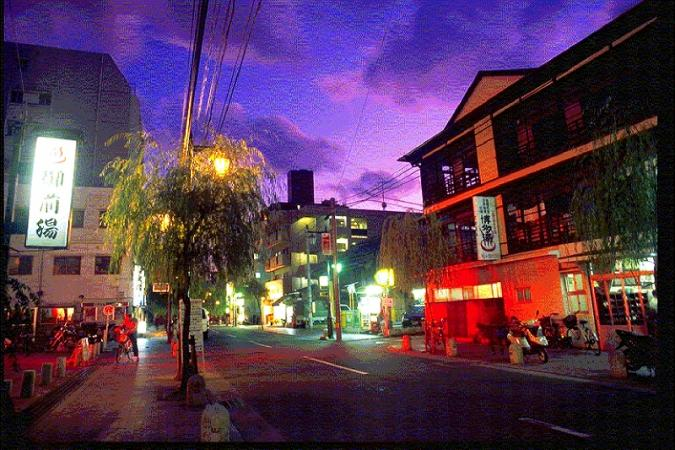 二日市温泉- KYUSHU ONSEN CONTEST 2016